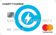 Charity Charge World MasterCard® Credit Card - Credit Card