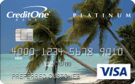 Credit One Bank® Cash Back Credit Card - Credit Card