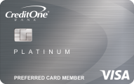 Credit One Bank® Cash Back Rewards Credit Card - Credit Card