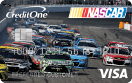 Official NASCAR® Credit Card from Credit One Bank® - Credit Card
