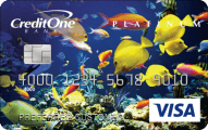 Credit One Bank® Unsecured Visa® for Rebuilding Credit - Credit Card