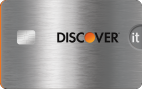 Discover it� Chrome for Students - Credit Card