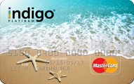 Indigo® Unsecured MasterCard® - Credit Card