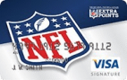 NFL Extra Points Credit Card - Credit Card