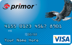 primor® Secured Visa Classic Card - Credit Card