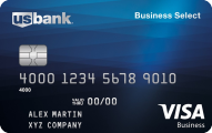 U.S. Bank Business Select Rewards - Credit Card