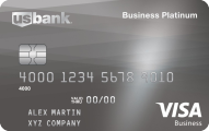U.S. Bank Business Platinum - Credit Card