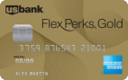 U.S. Bank FlexPerks® Gold American Express® Card - Credit Card