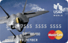 USAA Active Military MasterCard® - Credit Card