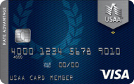 USAA Rate Advantage Visa Platinum Card - Credit Card