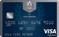 USAA Rewards™ Visa Signature Card - Credit Card