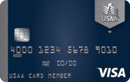 USAA Secured Card Platinum Visa - Credit Card