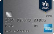 USAA Secured Card American Express Card - Credit Card