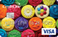 Credit One Bank® Unsecured Platinum Visa® - Credit Card