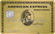 Premier Rewards Gold Card from American Express - Credit Card