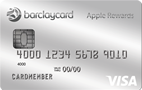 Barclaycard Visa with Apple Rewards - Credit Card