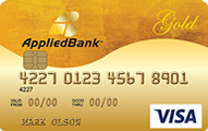 Applied Bank Secured Visa Gold Preferred Credit Card - Credit Card