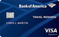 Bank of America® Travel Rewards Credit Card - Credit Card