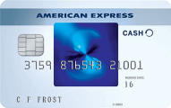 Blue Cash Everyday® Card from American Express card image