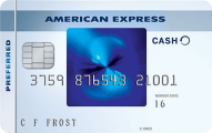 Blue Cash Preferred® Card from American Express - Credit Card