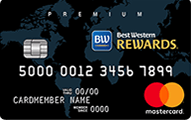 Best Western Rewards Premium Mastercard - Credit Card