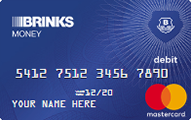 Brink's Money Prepaid Mastercard - Credit Card