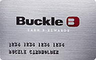 Buckle Credit Card - Credit Card