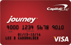 Journey<sup>SM</sup> Student Rewards from Capital One� - Credit Card