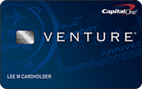 Capital One� Venture� Rewards Credit Card - Credit Card