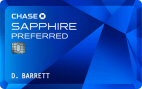 Chase Sapphire Preferred® Card - Credit Card