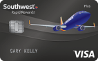 Southwest Rapid Rewards Plus Credit Card - Credit Card