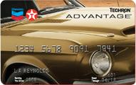 Chevron / Texaco Techron Advantage Credit Card