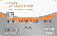 The Choice Privileges Visa Signature Card - Credit Card