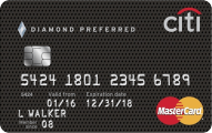 Citi Diamond Preferred Card - Credit Card