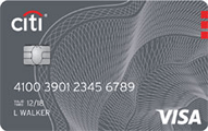 Costco Anywhere Visa® Card by Citi card image