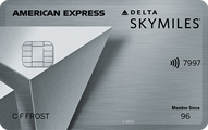 Delta SkyMiles® Platinum American Express Card - Credit Card