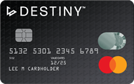 Destiny Mastercard® - Credit Card