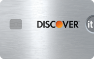 Discover it Chrome for Students - Credit Card