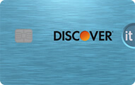 Discover it Card for Students - Credit Card