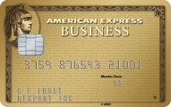 The Business Gold Rewards Card from American Express OPEN - Credit Card