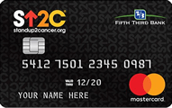 Stand Up To Cancer Credit Card - Credit Card