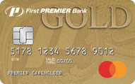 First PREMIER Bank Gold Credit Card - Credit Card