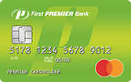 First PREMIER Bank Secured Credit Card - Credit Card