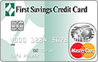 First Savings MasterCard - Credit Card
