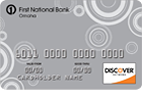 First National Bank Discover� Card - Credit Card