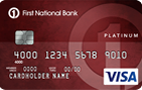 Platinum Edition Visa Card - Credit Card