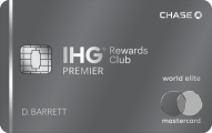 IHG Rewards Club Premier Credit Card - Credit Card