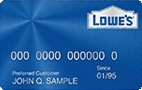 Lowe's Credit Card - Credit Card