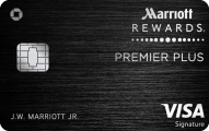 Marriott Rewards Premier Plus Credit Card - Credit Card