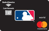 MLB Cash Rewards Mastercard - Credit Card